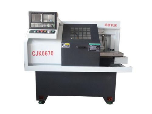 平床身硬轨CJK-0670